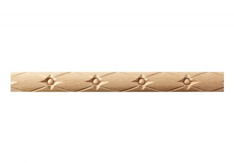 Beads band wood moulding