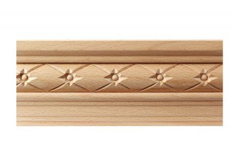 Architrave wood mouding