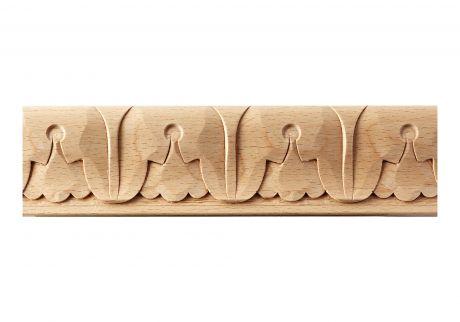 Acanthus leaf wood moulding