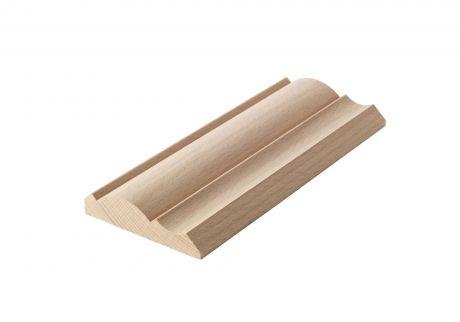 Dado rail wood moulding